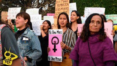 Photo of Morelianos Muestran Su Apoyo Y Odio A Feministas Manifestantes