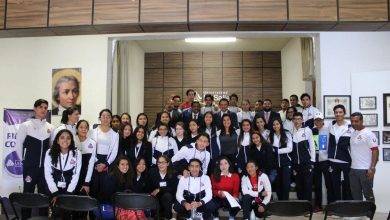 Photo of Firman Convenio La Salle Y El IMCUFIDE En Beneficio Del Deporte Moreliano