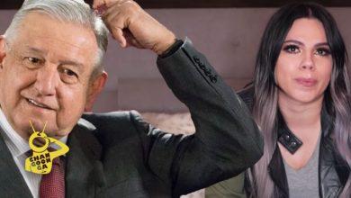 Photo of Lizbeth Rodríguez Exige A AMLO Resultados Y Confiesa Que Voto Por Él