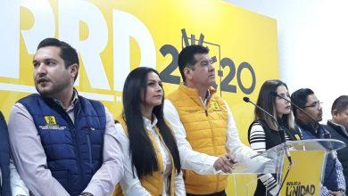 Photo of #Michoacán Dan Bienvenida A Diputados Que Regresan Al PRD Luego De Dejarlo