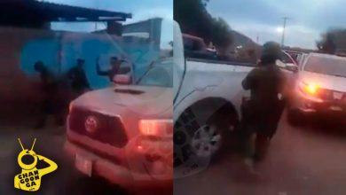 Photo of #Michoacán Reportan Enfrentamientos, Bloqueos Y Muertos En Lombardía