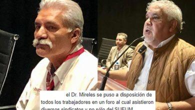 Photo of SUEUM Aclara: Mireles No Se Puso A Disposición Exclusiva De Trabajadores De La UMSNH