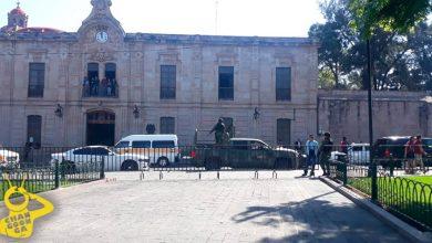 Photo of #Morelia Cercan Plaza Del Caballito Para Celebrar Día Del Ejército Mexicano