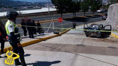 Photo of #Morelia Chofer Se Queda Sin Frenos, Se Estrella En Muro Y Muere