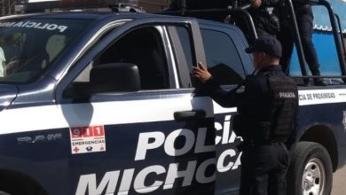 Photo of Se Enfrentan Hombre Armados En Zinapécuaro
