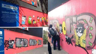 "Photo of Pasa En México: ""Zombra"" Rayonea Mural De Sarah Andersen Y Causa Indignación"