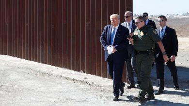 Photo of Muro Tendrá Casi Mil Kilómetros Construidos Para El Siguiente Año: Trump