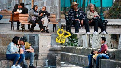 Photo of #ReporGráfica En Pasto, Bancas O Cantera: Morelianos Se Muestran Su Amor