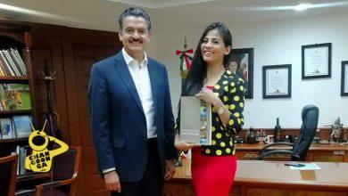 Photo of #Michoacán Ana Guevara No Ganó Certamen De Belleza, Pero Continuará Proyecto Ecológico
