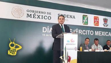 Photo of #Michoacán Está Profundamente Agradecido Con El Ejército: Silvano En Festejo