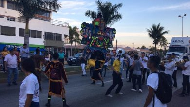 Photo of Tradiciones Morelianas Llegaron Al Carnaval De Manzanillo