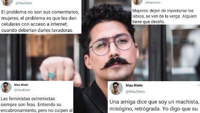 Photo of Tunden En Redes A Mau Nieto Por Bromas Machistas Sobre Muerte De Fátima