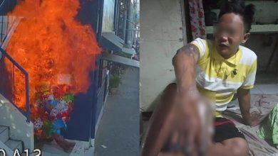 """Photo of #Video Morros """"Por Diversión"""" Prenden Fuego A Vendedor De Globos"""