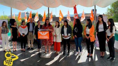 Photo of Se Organizan Mujeres De Movimiento Ciudadano Para Construir Agenda En Favor De Michoacán