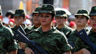 """Photo of SEDENA Y SEMAR Se Unen A """"El 9 Ninguna Se Mueve"""" Y Darán Día A Mujeres"""