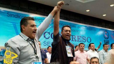 Photo of ¡Adiós Zavala, Hola Gamaliel!  CNTE Michoacán Tiene Nuevo Dirigente