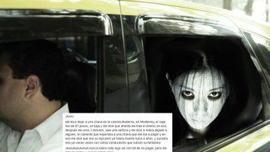 Photo of Pasa En México: Morra Se Hace Pasar Por Fantasma Para No Pagar Uber