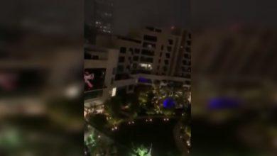 Photo of #Video En México También Somos Finos Y Señora Se Avienta Ópera En Balcón