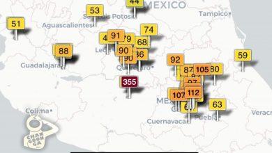 Mala calidad del aire Morelia