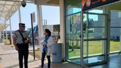 Photo of #Morelia Ya Instalaron Filtro Sanitario En El Aeroguajolopuerto Para Detectar Coronavirus