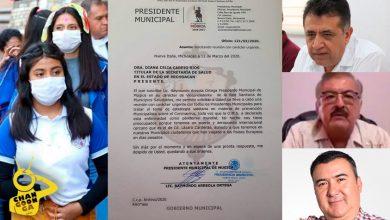 Photo of Alcaldes Michoacanos Exigen A Gobierno Estatal Les Expliquen Medidas VS #Coronavirus ¡Ya!