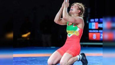 Photo of Alma Jane Es La Primer Luchadora Mexicana En Obtener Pase A Juegos Olímpicos