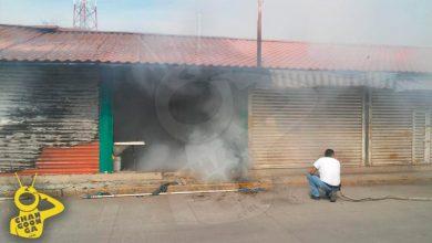 Photo of #Apatzingán Local De Frituras Se Pasa De Flamin Hot Y Se Incendia; No Hay Heridos