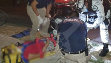 Photo of #Michoacán Atropellan A Chavita Ciclista, Queda Herida
