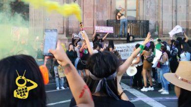 Photo of #Morelia En Marcha Rayan Y Quiebran Vidrios En Congreso Y Palacio De Gobierno