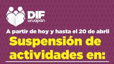 Photo of DIF Uruapan Implementa Medidas Preventivas Ante COVID-19