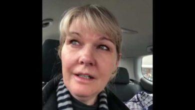 Photo of #Video Enfermera Llora Al No Encontrar Comida Por Compras De Pánico