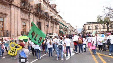 Photo of Pese A COVID-19 Se Esperan 10 Manifestaciones En Michoacán