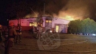 Photo of #Morelia Incendio En Fábrica Deja Únicamente Daños Materiales En El Parian