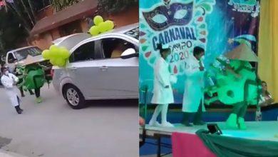 Photo of Sólo En México: Numerito Alegre De Coronavirus Fue Para Carnaval