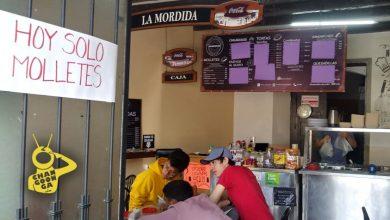 """Photo of #Morelia """"Hoy Sólo Molletes"""": Lonchería Ante #UnDíaSinMujeres"""