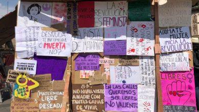 """Photo of #Morelia Instalan """"Un Dedo En La Llaga"""" En Plaza Melchor Ocampo"""