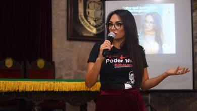 "Photo of ""La Lucha Feminista No Es Una Exageración"": Omega Vázquez"