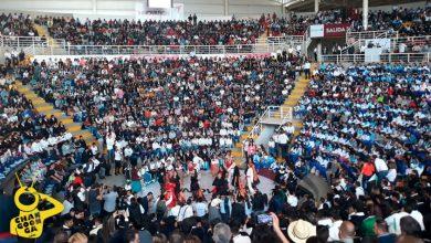 Photo of #Michoacán Ponen Tusa En Evento De Gobierno, Y Chavos Se Prenden