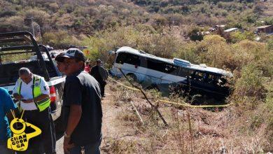 Photo of #Michoacán Se Accidenta Autobús De Peregrinos, Mueren 3 Y Quedan 41 Heridos