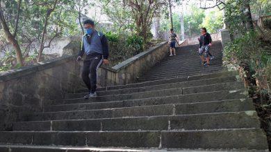 Photo of #Morelia Deportistas En Escaleras De Santa María No Paran Pese A Contingencias