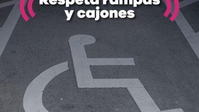 Photo of Multarán Con Casi 2 Mil Varos A Quien Use Cajones De Personas Con Discapacidad