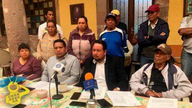 Photo of Presentan Denuncia Penal Y Solicitan Juicio Político VS Alcaldesa De Nahuatzen
