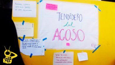 Photo of También Facultad De Arquitectura Se Une Y Cuelga Su Tendedero Del Acoso