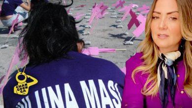 """Photo of #Video Paro Nacional De Mujeres """"No Es Berrinche, No Es Hormonal"""": Andrea Legarreta"""