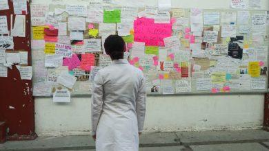 Photo of #UnDíaSinMujeres Sí Bajó Asistencia De Alumnas En Medicina