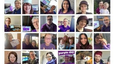 Photo of Vístete Hoy De Morado, Es El Día Mundial De La Epilepsia