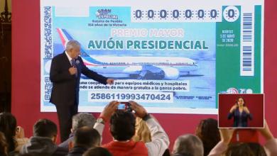 Photo of Venta De Boletos Para Rifa De Avión Comenzará El Día Del Paro Nacional De Mujeres