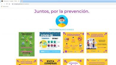 Gobierno Municipal Habilita Micrositio Informativo Y De Prevención Ante COVID-19