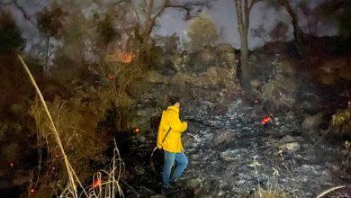 Photo of ¡Todo Bien! Apagan Incendio En Loma De Santa María, No Hay Morelianos Heridos
