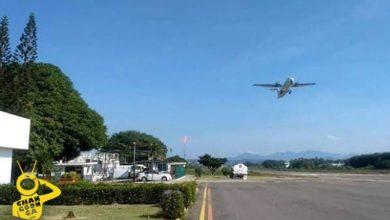 Photo of #Michoacán Suspenden Vuelos Comerciales En Aeropuerto Lázaro Cárdenas Por Covid-19
